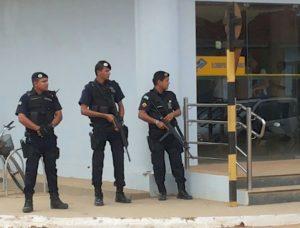 ASSFAPOM impetra Mandado de Segurança referente à Policiamento Exclusivo na porta de Banco