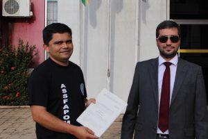 ASSFAPOM consegue êxito em ACP referente reformas nas guaritas dos presídios
