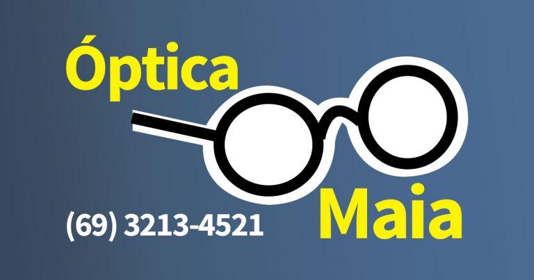 ÓTICA MAIA – Descontos de 40% em óculos e consultas para associados da ASSFAPOM