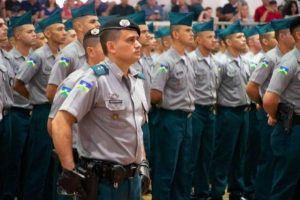 ASSFAPOM parabeniza novos 100 soldados da PM/RO