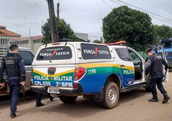 Polícia recupera moto minutos após ser roubada em Vilhena