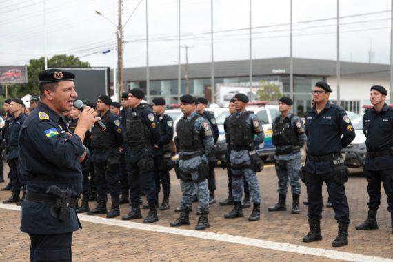 Polícia Militar de Rondônia aumenta em 30% policiamento ostensivo para reforçar segurança no fim de ano