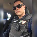 Policial Militar fica gravemente ferido em acidente de trânsito na BR
