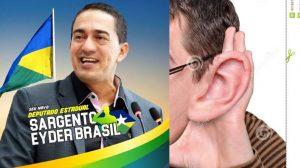 Deputado Eyder Brasil lidera a contratação de Policiais Penais emergenciais em Rondônia