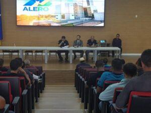 ASSFAPOM – Durante assembleia geral na ALE/RO, associados aprovam início da operação Tolerância Zero