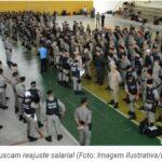 Policiais e Bombeiros da Paraíba param atividades por 12 horas