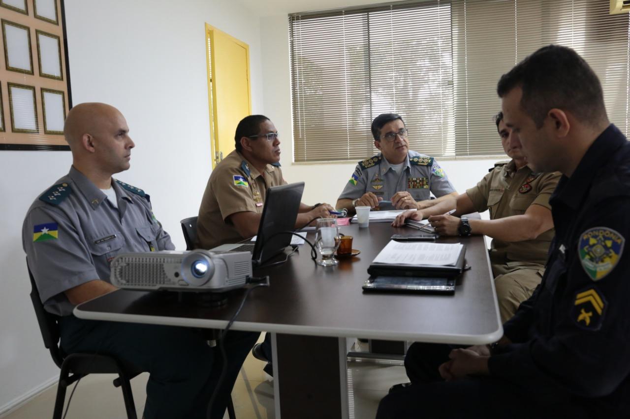RONDÔNIA: PM e BM discutem alteração no Estatuto dos militares