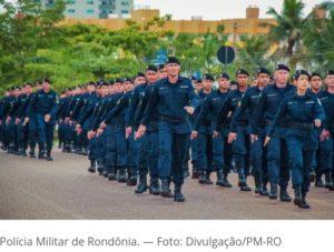 Mais de 50 casos são confirmados do novo coronavírus entre policiais militares de RO