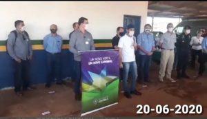 Formatura de recepção ao novo Comandante da PM em Guajará Mirim é cancelada após denúncia da ASSFAPOM
