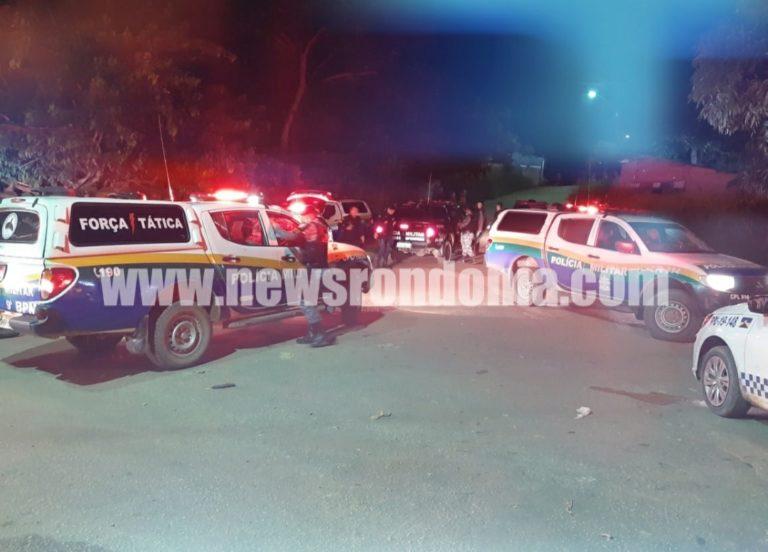 URGENTE: Sargento da Polícia Militar sofre tentativa de latrocínio após trocar tiros com bandidos na capital