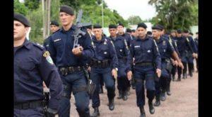 SEJUS solicita e PM/RO abre processo seletivo para convocar Policiais da reserva