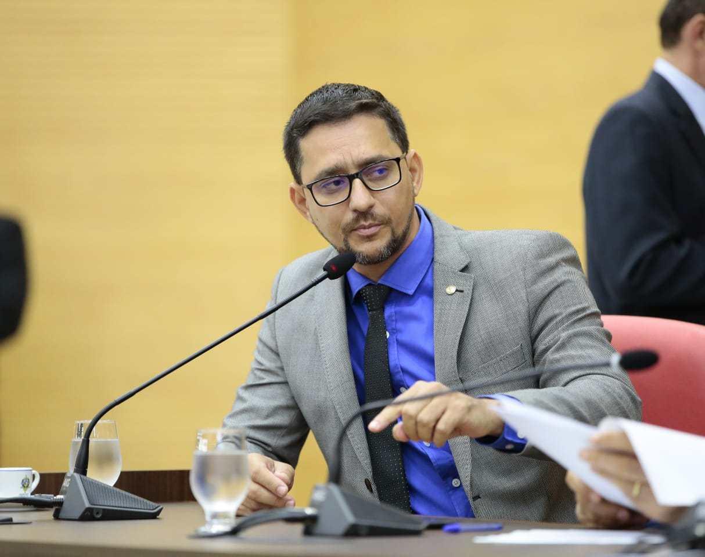 Após denúncia da ASSFAPOM, Deputado Anderson quer informações de recebimento de verbas rescisórias do secretário de segurança pública