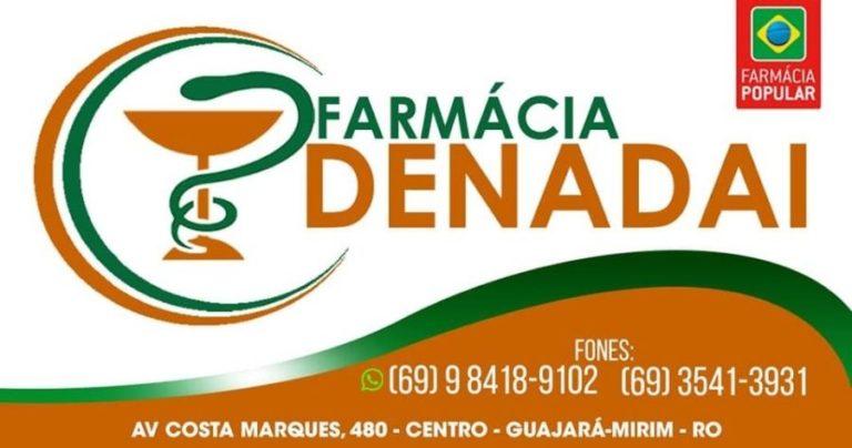 ASSFAPOM FIRMA PARCERIA COM A FARMÁCIA DENADAI EM GUAJÁRA-MIRIN