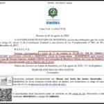 Após denúncia da ASSFAPOM sobre nomeação ilegal do Corregedor do Bombeiro, Governador publica decreto com efeitos retroativos