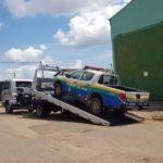 Inoperância: Saga das viaturas sucateadas continua na PM-RO