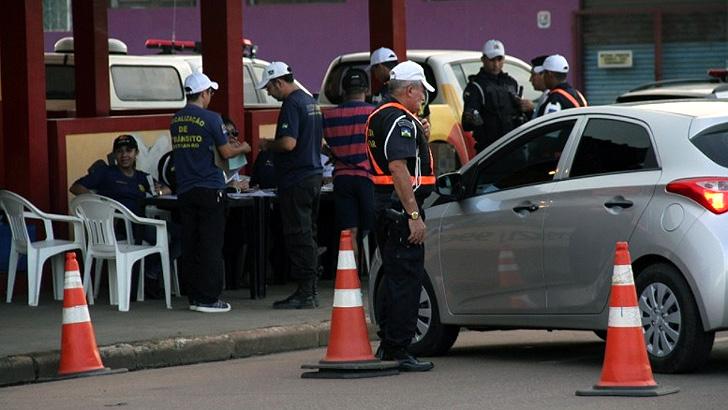 Polícia Militar não irá mais prestar apoio nas Operações da Lei Seca do Detran