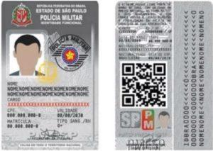 Justiça padroniza carteira de identidade para PMs de todo o país