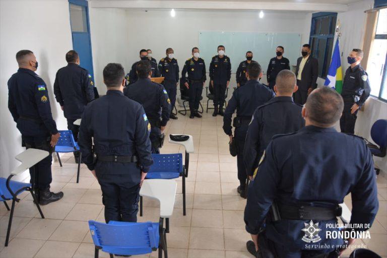 Curso de Formação de Cabos da Polícia Militar já está andamento com 56 alunos participantes