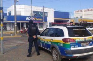 VILHENA: Policiais militares estão trabalhando no limite devido pandemia