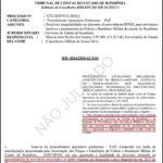 Governador e Iperon são notificados para se manifestarem sobre desconto de previdência RPSM dos servidores inativos e pensionistas da PM e BM