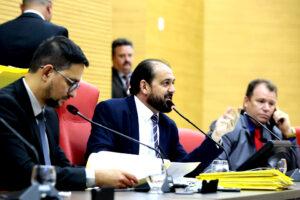 URGENTE: Assembleia susta efeitos de portaria do Comandante Geral da PM de Rondônia